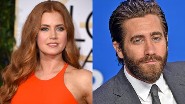 Gli attori Amy Adams e Jake Gyllenhaal