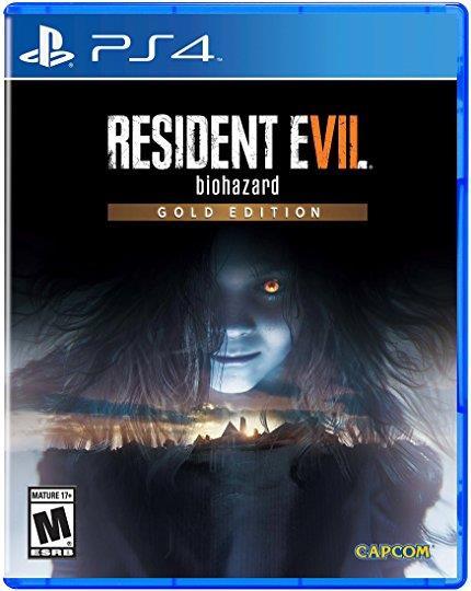 Resident Evil 7 risorge con la Gold Edition del gioco