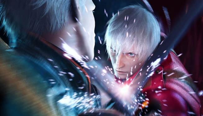 Lo scontro finale tra Dante e Vergil