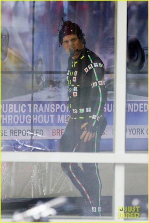Mark Ruffalo è Hulk in Avengers 4