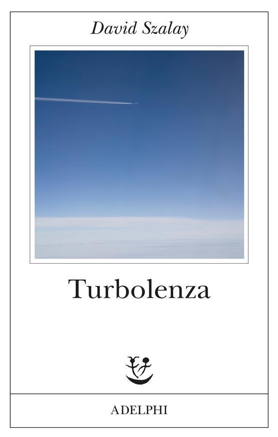La copertina di Turbolenza