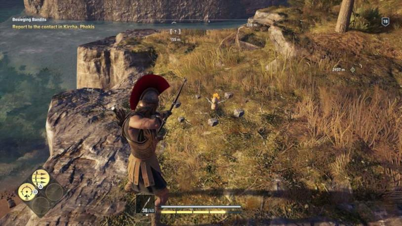 L'easter egg di Zelda in Assassin's Creed Odyssey