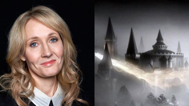 J.K. Rowling e Ilvermorny