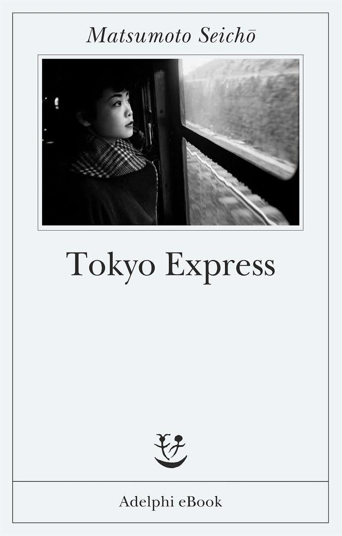 La copertina di Tokyo Express
