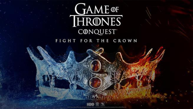 Game of Thrones Conquest è gratis su App Store e Google Play