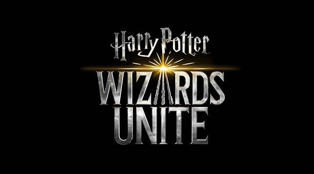 Logo del gioco Harry Potter: Wizards Unite