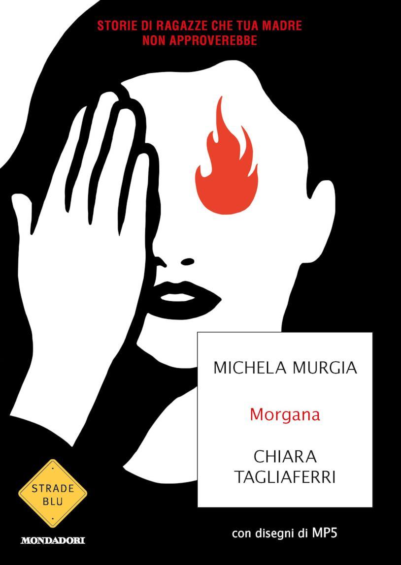 La copertina di Morgana