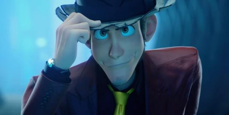 Lupin III The First protagonista