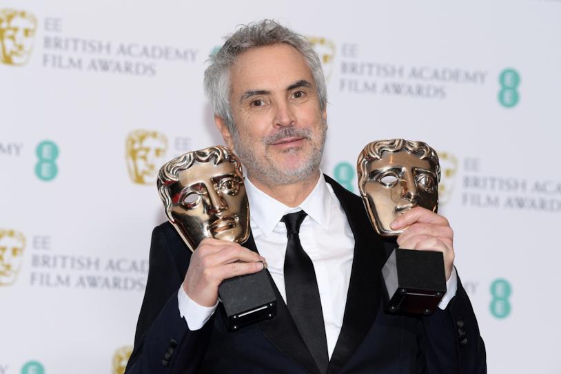 Alfonso Cuarón ai BAFTA