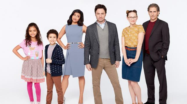 Serie TV con Zach Braff