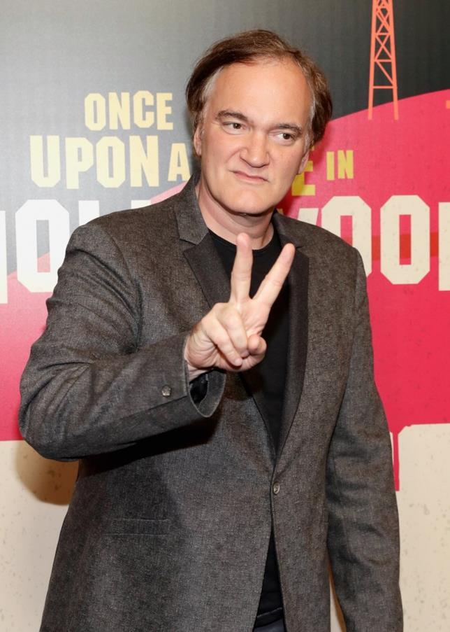 Quentin Tarantino, regista e attore