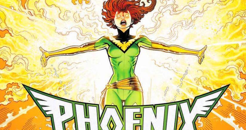 Cover della pubblicazione Phoenix:Resurrection