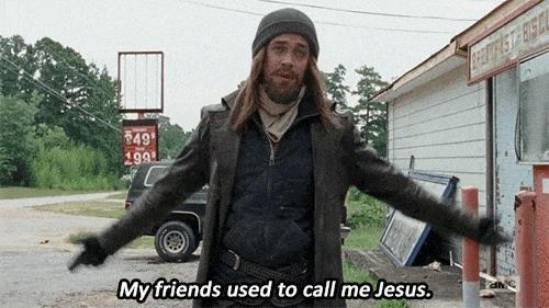 Nel fumetto di The Walking Dead il personaggio di Jesus è gay