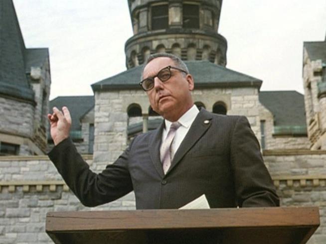Samuel Norton nel film Le ali della libertà