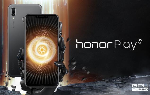 Honor Play con la gpu per ottimizzare i videogiochi
