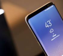 Un'immagine promozionale del prossimo Samsung Galaxy 9