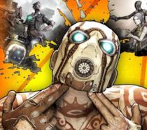La cover art ufficiale di Borderlands 2