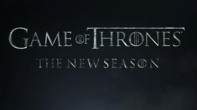 Game of Thrones 7, logo nel video che svela la data di premiere