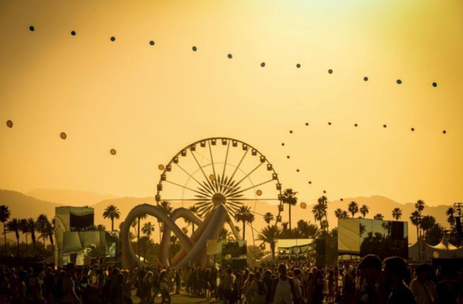 Una panoramica del Coachella