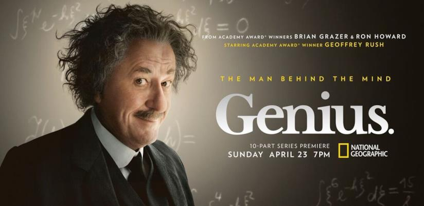 Genius la serie di National Geographic su Einstein