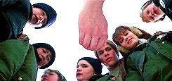 I giovani protagonisti de I Goonies