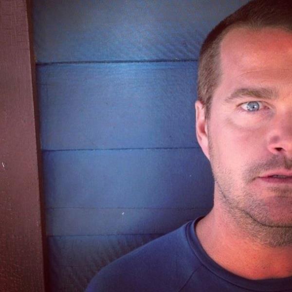 Chris O'Donnell alias Callen