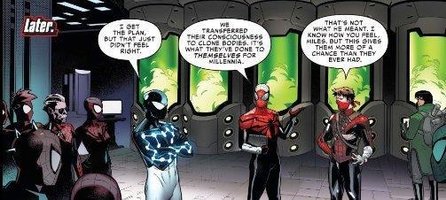 Stan Lee si nasconde tra gli Spider-Men dei fumetti