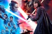 Rey, Kylo Ren e gli altri protagonisti di Star Wars 9 nel poster del film