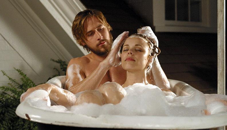 Vasca Da Bagno Frasi : Le pagine della nostra vita: le migliori frasi dal film con ryan gosling