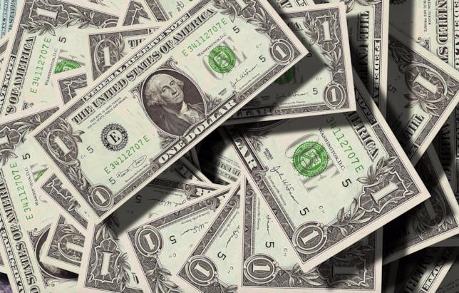 Valanga di banconote