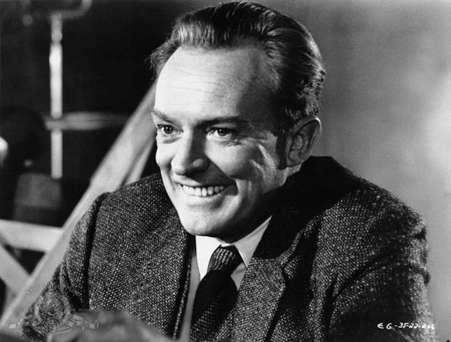 L'attore candidato all'Oscar Arthur Kennedy