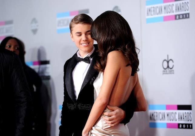 Justin Bieber e Selena Gomez quando stavano insieme