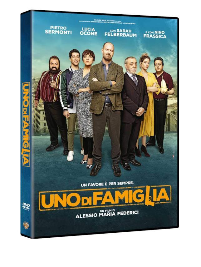 Uno di famiglia - Home Video - DVD