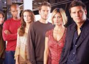 Il cast della serie TV Angel