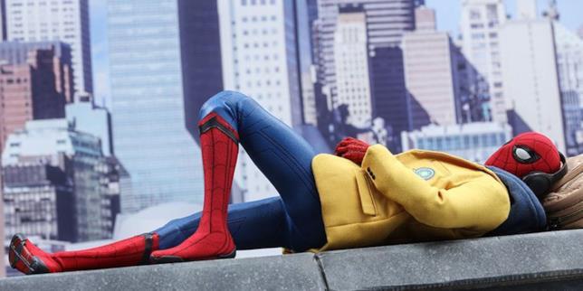 Peter si riposa in vista che futuro