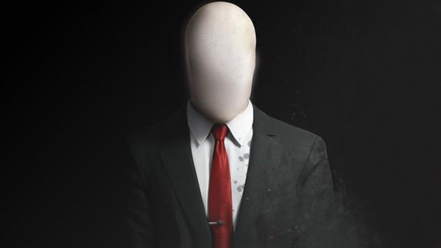 slenderman, mostro creato nel 2009 su internet