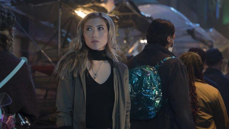 Reileen nella prima stagione di  Altered Carbon