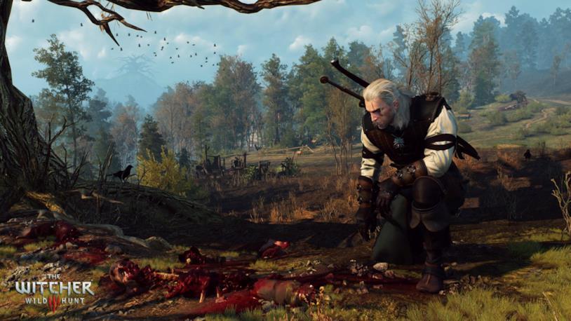 Geralt non abbadnona la disperata ricerca di Yennefer e Ciri