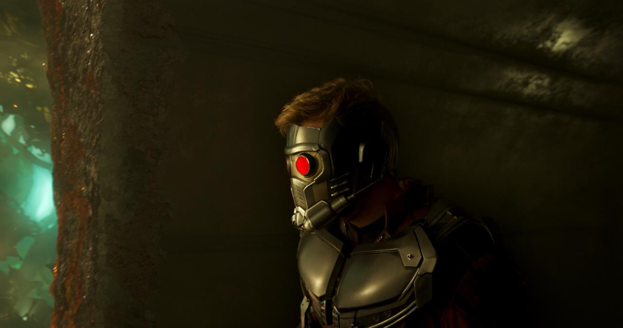 Immagine di Star-Lord pronto per la battaglia