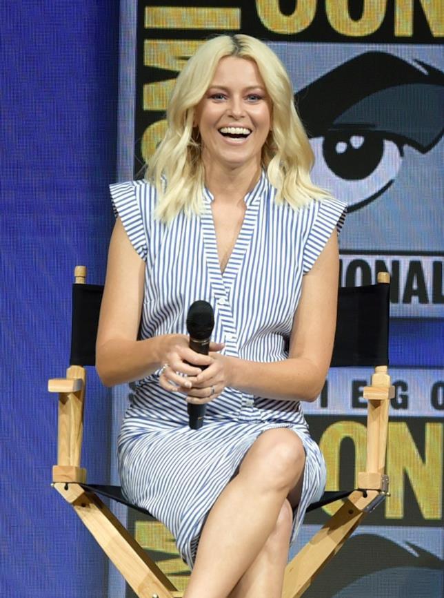 Elizabeth Banks al Comic-Con