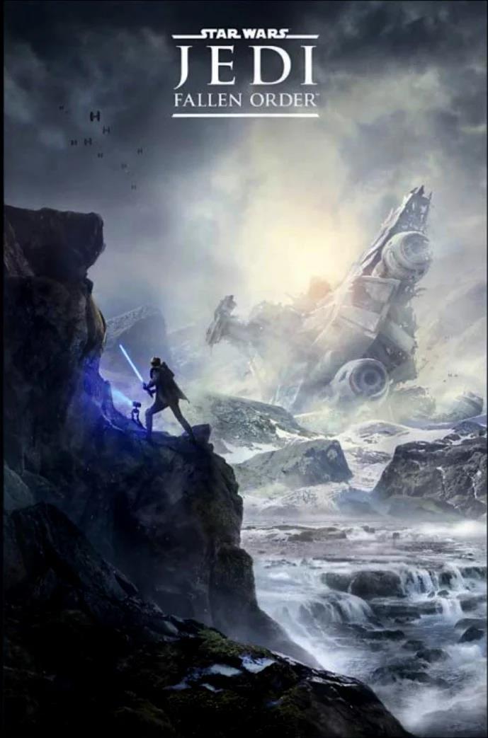 Star Wars Jedi: Fallen Order si mostra nel primo poster