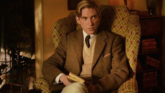 Domhnall Gleeson nel biopic sullo scrittore di Winnie The Pooh
