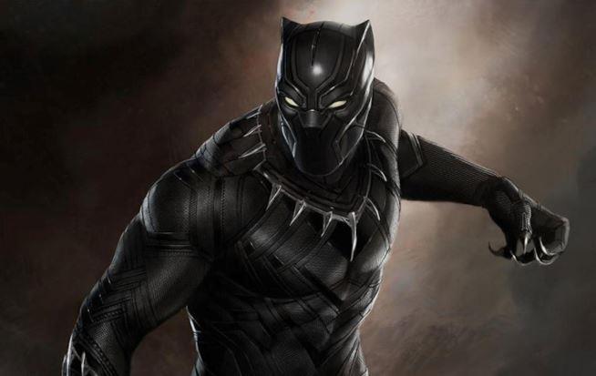 Concept Art Black Panther