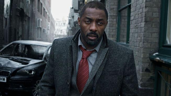 Idris Elba nei panni di John Luther