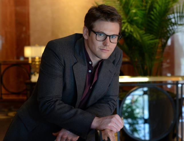 Zach Roerig è Pulse in The Gifted