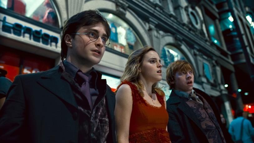 Harry Potter e i Doni della Morte - Parte I, immagine dal film