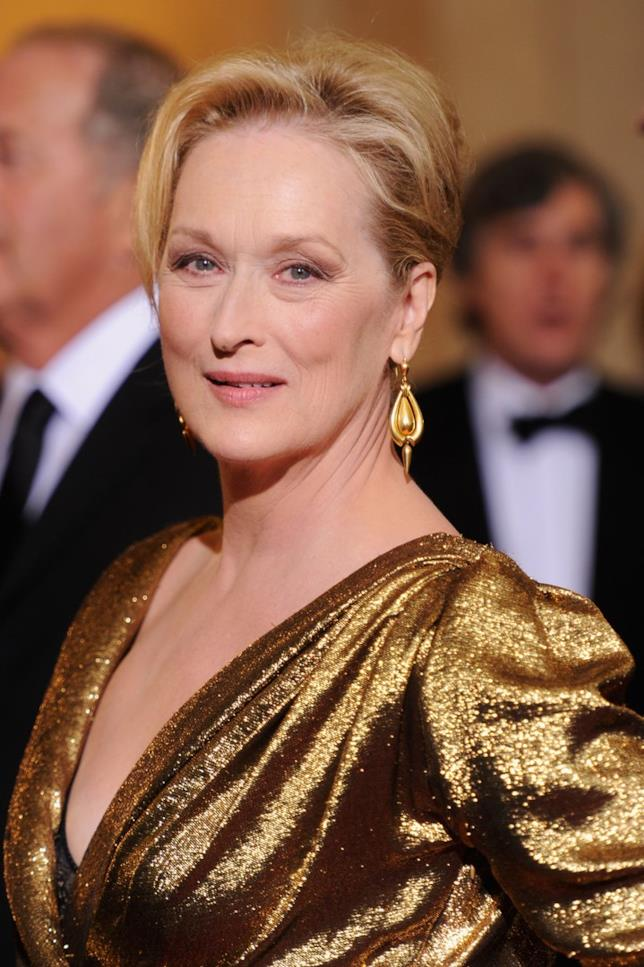 Meryl Streep sul red carpet