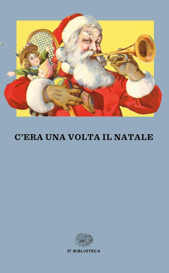 La copertina di C'era una volta il Natale