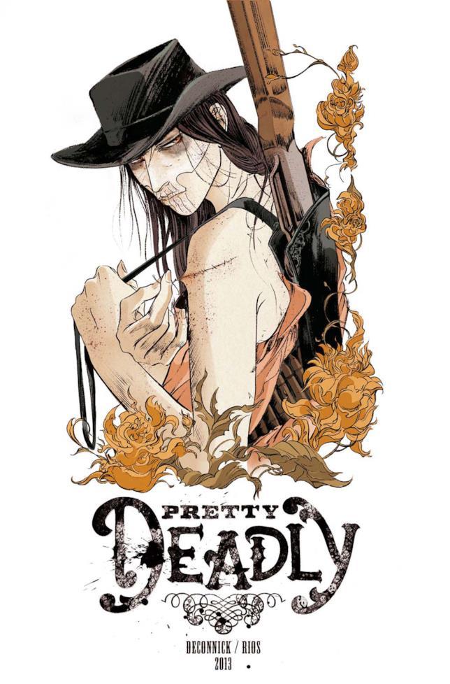 Pretty Deadly è tra le migliori graphic novel da leggere durante l'estate