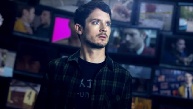 Elijah Wood nel trailer di Dirk Gently's Holistic Detective Agency